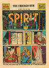 Cover for The Spirit (Register and Tribune Syndicate, 1940 series) #5/24/1942