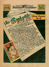 Cover Thumbnail for The Spirit (1940 series) #5/31/1942 [Ogden UT Standard Examiner edition]