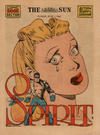 Cover Thumbnail for The Spirit (1940 series) #6/7/1942 [Baltimore Sun edition]