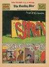 Cover Thumbnail for The Spirit (1940 series) #9/20/1942 [Washington DC Sunday Star Edition]
