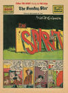 Cover Thumbnail for The Spirit (1940 series) #9/20/1942 [Washington DC Sunday Star Edition]