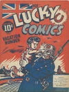 Cover for Lucky Comics (Maple Leaf Publishing, 1941 series) #v1#3