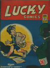 Cover for Lucky Comics (Maple Leaf Publishing, 1941 series) #v2#4