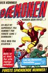 Cover for Dæmonen (Interpresse, 1967 series) #1