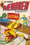 Cover for Dæmonen (Interpresse, 1967 series) #2