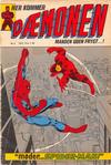 Cover for Dæmonen (Interpresse, 1967 series) #5
