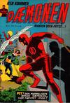 Cover for Dæmonen (Interpresse, 1967 series) #12