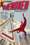 Cover for Dæmonen (Interpresse, 1967 series) #9