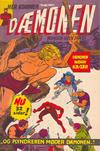 Cover for Dæmonen (Interpresse, 1967 series) #14