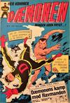 Cover for Dæmonen (Interpresse, 1967 series) #8