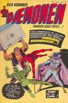 Cover for Dæmonen (Interpresse, 1967 series) #11
