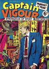 Cover for Captain Vigour (L. Miller & Son, 1952 series) #10