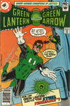 Cover Thumbnail for Green Lantern (1976 series) #121 [Whitman Variant]