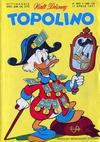 Cover for Topolino (Arnoldo Mondadori Editore, 1949 series) #802