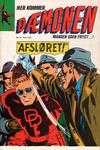Cover for Dæmonen (Interpresse, 1967 series) #29