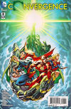 Cover for Convergence (DC, 2015 series) #8