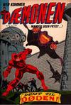 Cover for Dæmonen (Interpresse, 1967 series) #20