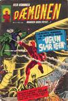 Cover for Dæmonen (Interpresse, 1967 series) #21