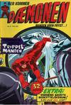 Cover for Dæmonen (Interpresse, 1967 series) #22