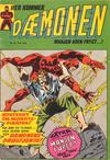 Cover for Dæmonen (Interpresse, 1967 series) #24