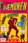 Cover for Dæmonen (Interpresse, 1967 series) #27
