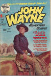 Cover for John Wayne Adventure Comics (Superior Publishers Limited, 1949 ? series) #1