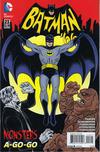 Cover for Batman '66 (DC, 2013 series) #23