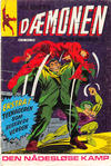 Cover for Dæmonen (Interpresse, 1967 series) #32
