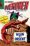Cover for Dæmonen (Interpresse, 1967 series) #33