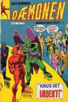 Cover for Dæmonen (Interpresse, 1967 series) #34