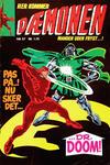 Cover for Dæmonen (Interpresse, 1967 series) #37