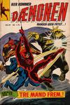 Cover for Dæmonen (Interpresse, 1967 series) #39