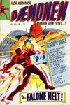 Cover for Dæmonen (Interpresse, 1967 series) #40