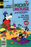 Cover for Mickey Mouse (Western, 1962 series) #172 [Whitman]