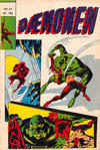 Cover for Dæmonen (Interpresse, 1967 series) #49