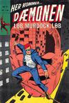 Cover for Dæmonen (Interpresse, 1967 series) #51
