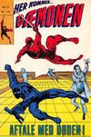 Cover for Dæmonen (Interpresse, 1967 series) #52