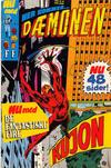 Cover for Dæmonen (Interpresse, 1967 series) #55