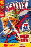 Cover for Dæmonen (Interpresse, 1967 series) #56