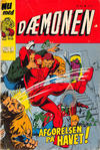 Cover for Dæmonen (Interpresse, 1967 series) #60