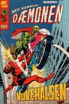 Cover for Dæmonen (Interpresse, 1967 series) #58