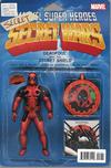Cover for Deadpool's Secret Secret Wars (Marvel, 2015 series) #1 [John Tyler Christopher Action Figure Variant]