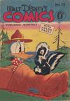 Cover for Walt Disney's Comics (W. G. Publications; Wogan Publications, 1946 series) #15