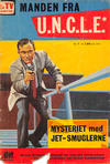 Cover for Manden fra U.N.C.L.E. (Interpresse, 1968 series) #1