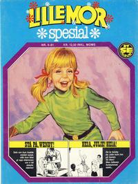 Cover Thumbnail for Lillemor Spesial (Serieforlaget / Se-Bladene / Stabenfeldt, 1980 series) #4/1981