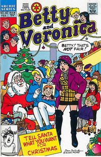 Cover Thumbnail for Betty and Veronica (Archie, 1987 series) #48 [Direct]