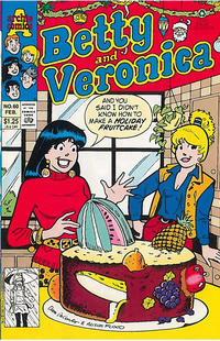 Cover Thumbnail for Betty and Veronica (Archie, 1987 series) #60 [Direct]