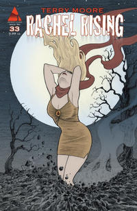 Cover Thumbnail for Rachel Rising (Abstract Studio, 2011 series) #33