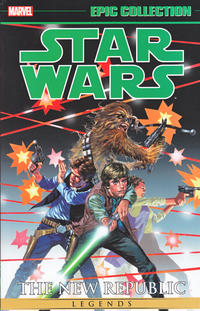 Cover Thumbnail for Star Wars Legends Epic Collection: The New Republic (Marvel, 2015 series) #1