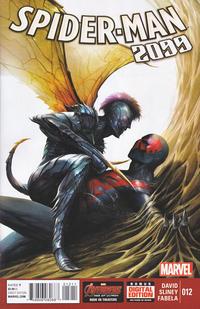 Cover Thumbnail for Spider-Man 2099 (Marvel, 2014 series) #12